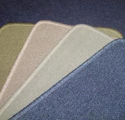 Напольное покрытие безосновное с защитной пленкой (велюр), производство Бельгия Коллекция EXPOFLAT