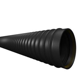 Спиральновитые трубы с полой стенкой замкнутого профиля из полиэтилена